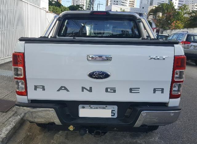 Ford Ranger Branca XLT 3.2 4x4 - Diesel - Foto 2