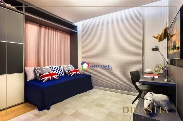 Apartamento com 4 dormitórios à venda, 326 m² por r$ 2.190.000,00 - setor marista - goiâni - Foto 8