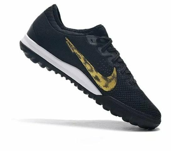 Chuteira Society Nike Mercurial Vapor - N° 39, 41 e 42 - Foto 3