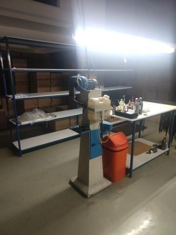 Maquinários e acessórios para empresa de bolsas e calçado - Foto 4