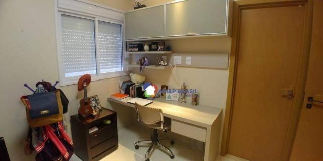 Apartamento com 3 dormitórios à venda, 179 m² por r$ 1.250.000,00 - setor marista - goiâni - Foto 15