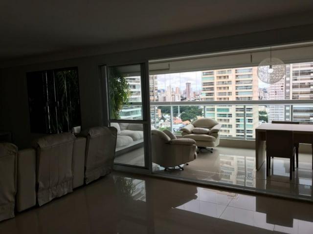 Apartamento com 3 dormitórios à venda, 149 m² por r$ 950.000 - setor bueno - goiânia/go - Foto 12