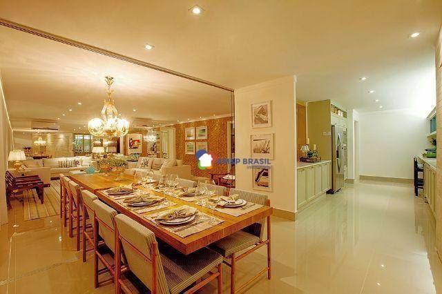 Apartamento com 4 dormitórios à venda, 175 m² por R$ 1.080.000,00 - Setor Marista - Goiâni - Foto 3