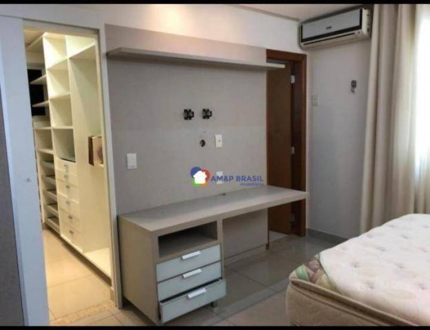 Apartamento com 2 dormitórios à venda, 105 m² por R$ 495.000,00 - Setor Bueno - Goiânia/GO - Foto 8
