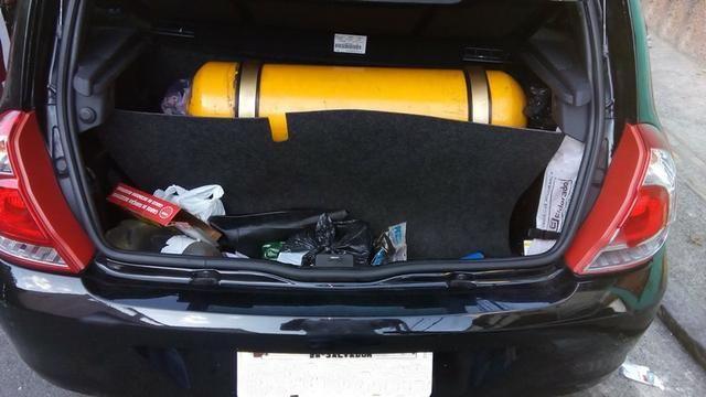 Vendo ou alugo Clio 4 Portas c/ Gás para UBER e 99 - Foto 5