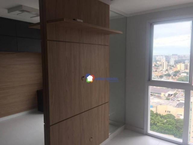 Apartamento Duplex com 2 dormitórios à venda, 80 m² por R$ 620.000,00 - Setor Bueno - Goiâ - Foto 7
