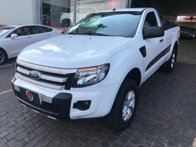 FORD RANGER 2014/2015 2.5 XLS 4X2 CS 16V FLEX 2P MANUAL