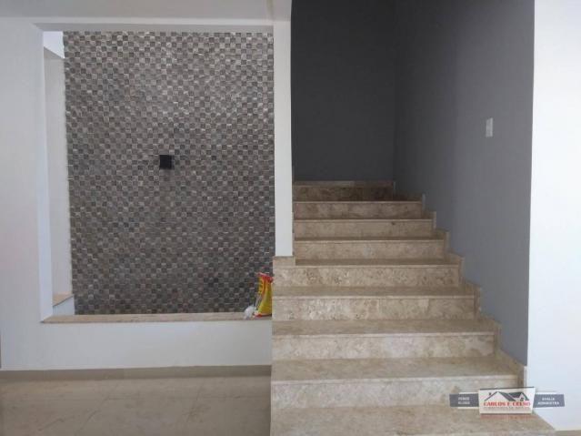 Apartamento Duplex com 4 dormitórios à venda, 160 m² por R$ 380.000 - Maternidade - Patos/ - Foto 5
