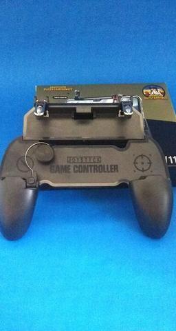 Suporte gamepad Joystick 3em 1 para Celular W11+ - Foto 4