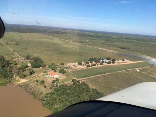 Fazenda 4400 hectares divisa com Goiás, a 500 km de Cuiabá e 500 km de Goiânia! PECUÁRIA! - Foto 11