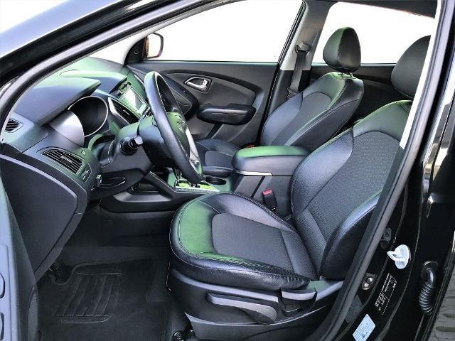 Hyundai IX35 Botão Start, Automática, Top + Kit GNV Última Geração, Baixa km. Lindo Carro! - Foto 12