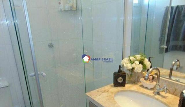 Apartamento com 2 dormitórios à venda, 69 m² por r$ 250.000,00 - parque amazônia - goiânia - Foto 13