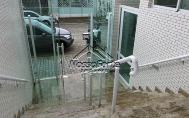 Apartamento na Guilhermina em Praia Grande - Foto 5