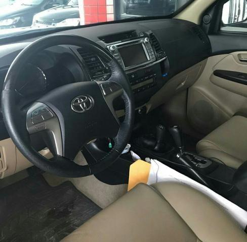 Toyota hilux sw4 2015/2015 3.0 srv 4x4 16v turbo intercooler diesel 4p automático - Foto 3
