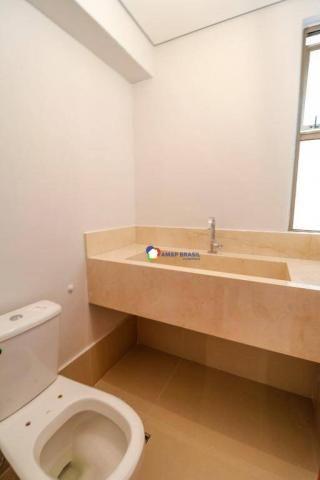 Apartamento com 3 dormitórios à venda, 230 m² por r$ 940.000,00 - setor bueno - goiânia/go - Foto 11