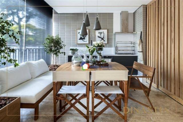 Apartamento com 4 dormitórios à venda, 326 m² por r$ 2.190.000,00 - setor marista - goiâni - Foto 2