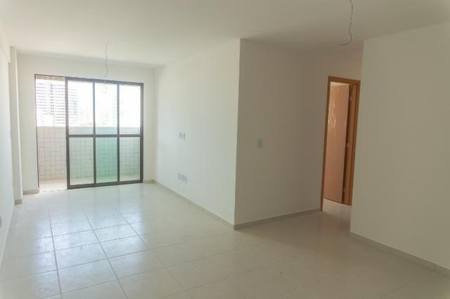 Apartamento 3 quartos com varanda na Jatiúca - Foto 5