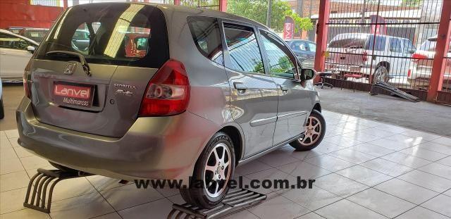 HONDA FIT 2007/2008 1.5 EX 16V GASOLINA 4P AUTOMÁTICO - Foto 5