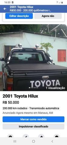 Hilux toyota - Foto 4