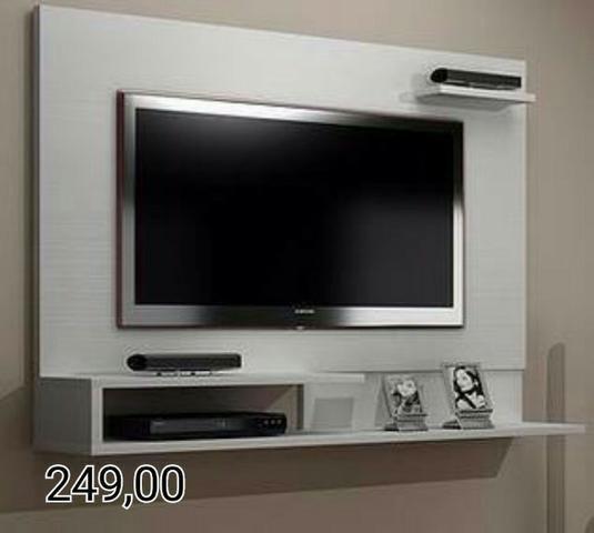 Painel para tv a partir de 179 /temos varios modelos/pague so na entrega/só chamar no zap - Foto 4