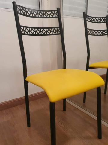 Conjunto de 4 cadeiras (somente cadeiras) - Foto 2