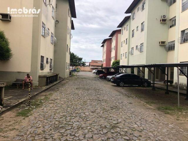 Francisco Ponte, apartamento à venda na Parangaba. - Foto 2