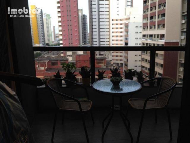 Spazzio, Abolição, Meireles, Fortaleza, Apartamento a venda. - Foto 12