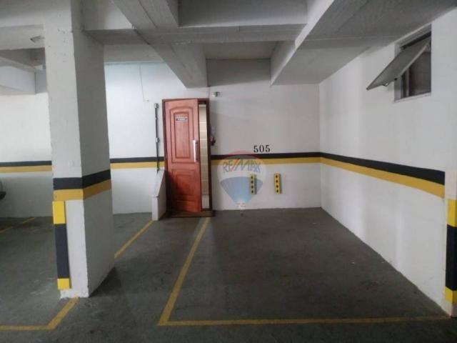 Apartamento dois quartos, com 71 m² por r$ 215.000 - passos - juiz de fora/mg - Foto 15