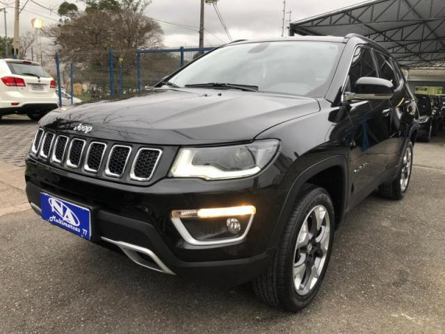 JEEP COMPASS 2.0 16V DIESEL LIMITED 4X4 AUTOMÁTICO - Foto 3
