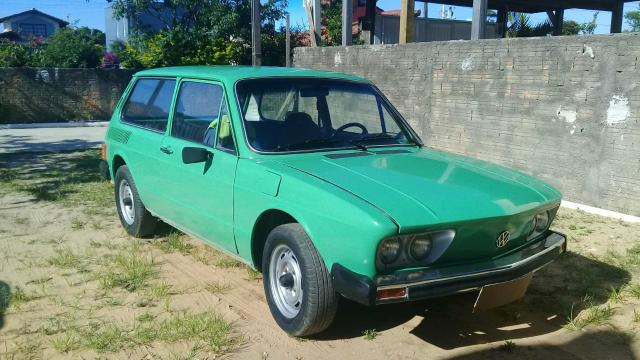 Vendo ótima Brasília 1980 - Foto 6