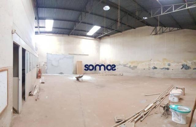 Galpão à venda, 400 m² por R$ 550.000,00 - Santa Genoveva - Goiânia/GO - Foto 5