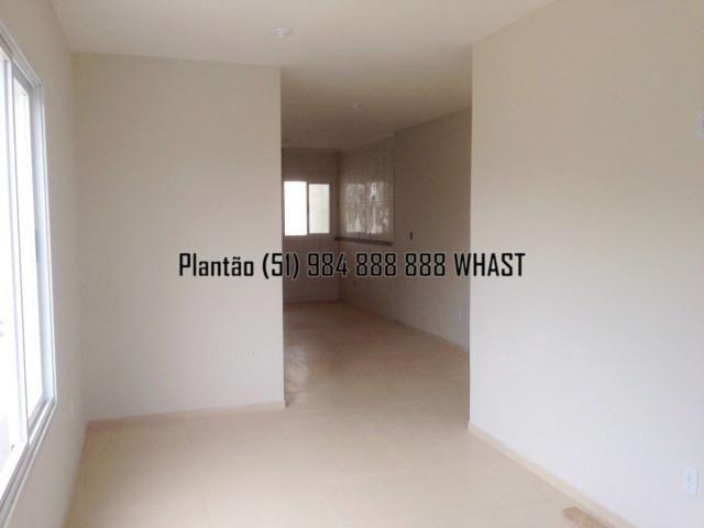 Promoção Ótimo Apartamentos Térreos 2 Dormitório Planaltina Gravataí! - Foto 12