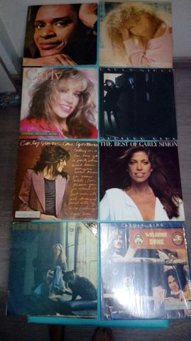 LP's coleção
