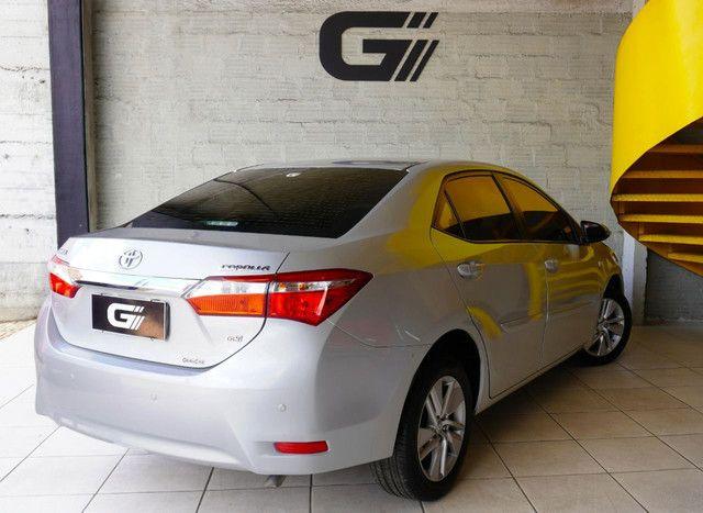 Corolla GLI 1.8 Blindado, é na Gran Car! - Foto 5