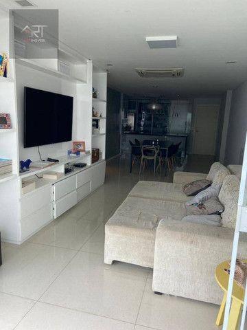 DF - Lindo 4 quartos com 2 suítes, lazer na cobertura em Itapuã! - Foto 11