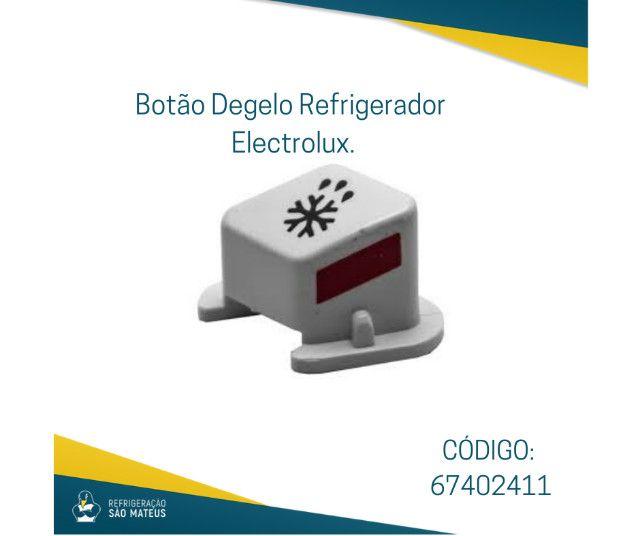Botão Degelo Refrigerador Electrolux