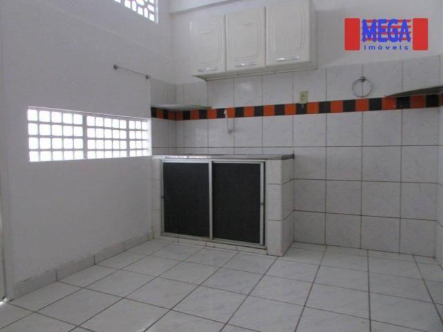 Casa com 2 quartos para venda ou aluguel, próximo à av. Jovita Feitosa - Foto 8
