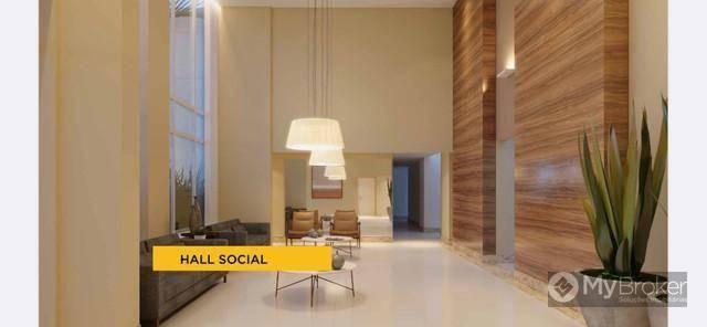 Apartamento com 3 dormitórios à venda, 83 m² por R$ 70.000,00 - Aeroviário - Goiânia/GO - Foto 2
