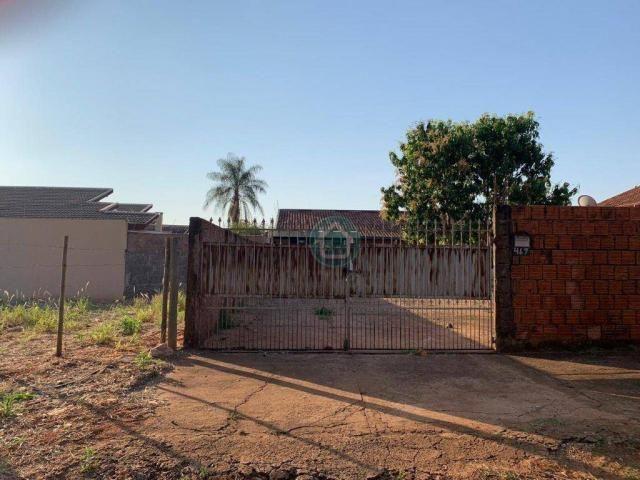 Casa com 2 dormitórios à venda, 50 m² por R$ 255.000,00 - Parque Residencial Rita Vieira -