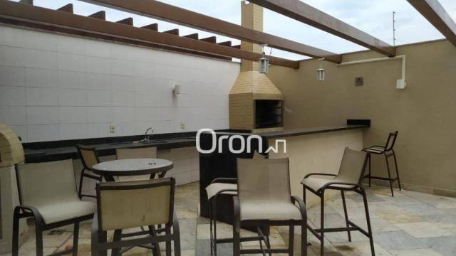 Apartamento com 3 dormitórios à venda, 113 m² por R$ 630.000,00 - Jardim Goiás - Goiânia/G - Foto 17