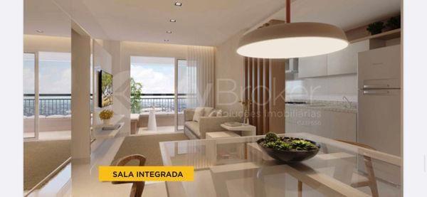 Apartamento com 3 quartos no Cerrado Family Home - Bairro Aeroviário em Goiânia - Foto 5