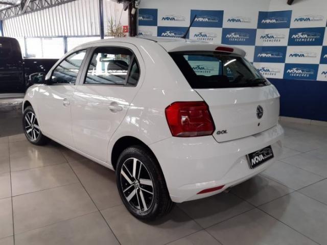 Volkswagen gol 2019 1.0 12v mpi totalflex 4p manual - Foto 2
