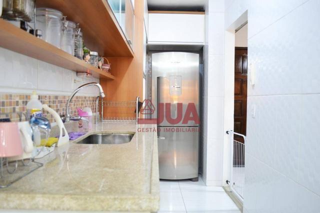 Apartamento com 2 Quarto, Escritório, Sala, Cozinha, Banheiro, Área de Serviço e Garagem à - Foto 10