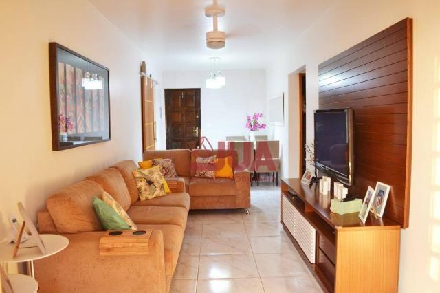 Apartamento com 2 Quarto, Escritório, Sala, Cozinha, Banheiro, Área de Serviço e Garagem à