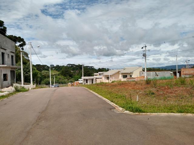 Terreno Campo Largo, Res. Águas Claras, Cond. Fechado, entrada de R$2.300,00 - Foto 7