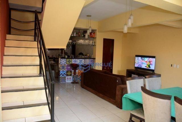Casa com 4 dormitórios à venda, 200 m² por R$ 340.000,00 - Passaré - Fortaleza/CE - Foto 12
