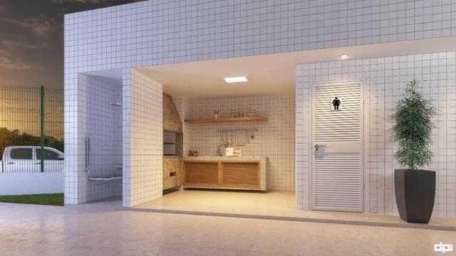 Lançamento lazer completo 2 quartos varanda use o seu fgts como entrada