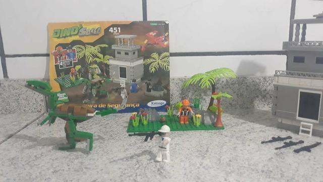 Legos Batman, Dino, Sorveteria e astronautas - Foto 5