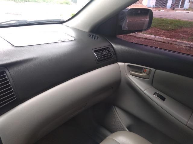 Vendo Corolla versão filder 2007 /07 ( carro extra) - Foto 10