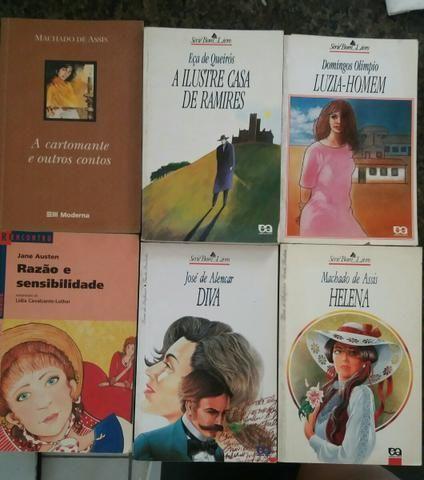 Livros clássicos paradidáticos - Foto 2